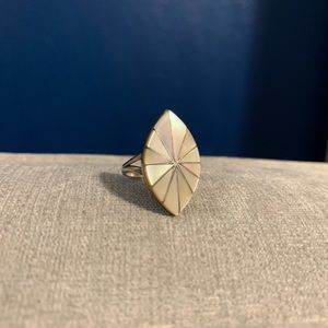 Antique Mother of Pearl Ring